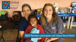 Global Dental Relief and HOSA