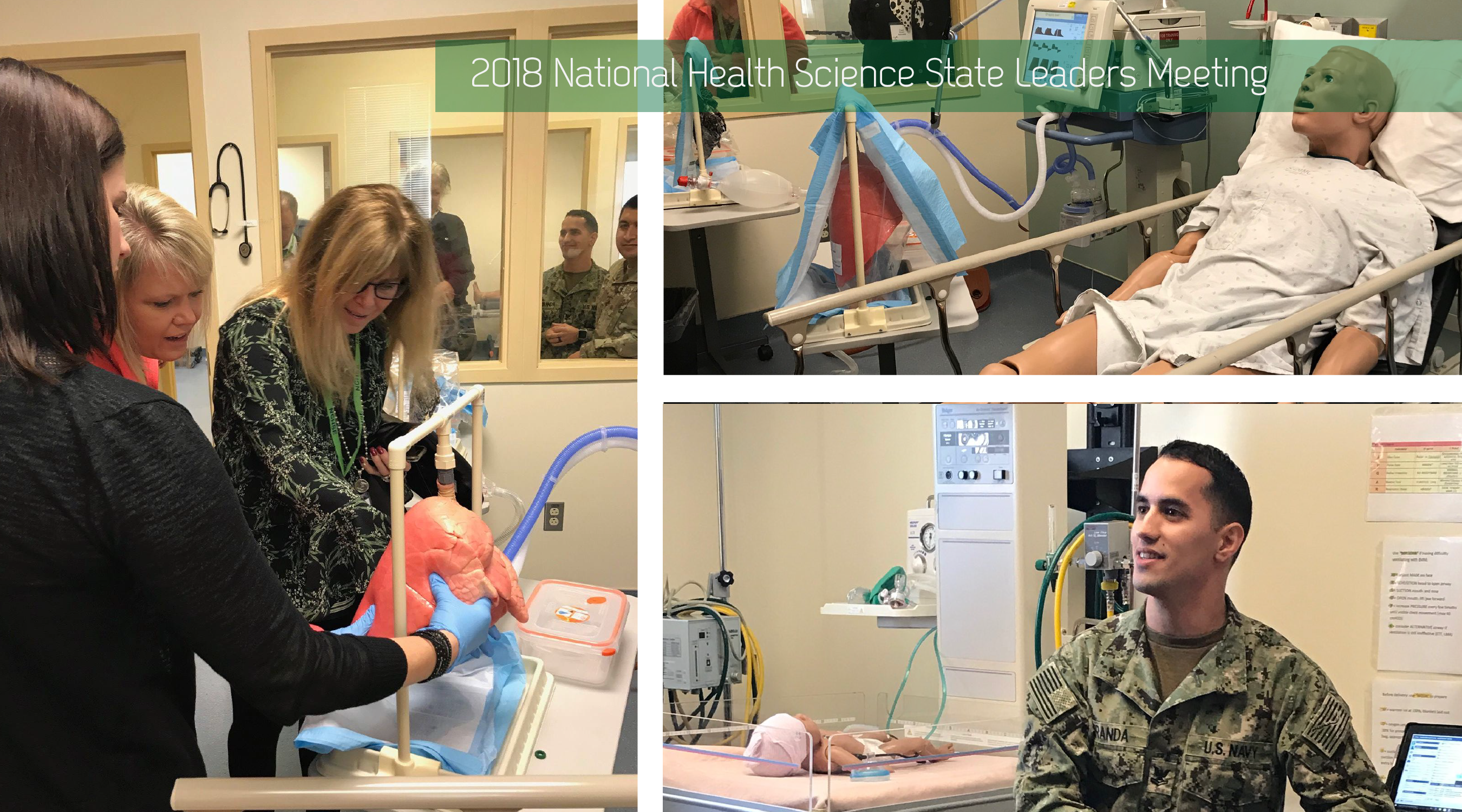 2018 National Health Science State Leaders Meeting