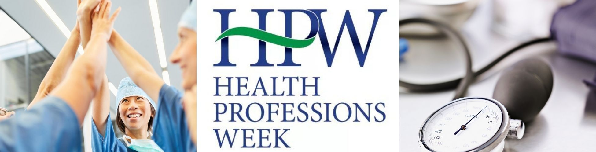 How to Best Experience Health Professions Week 2020