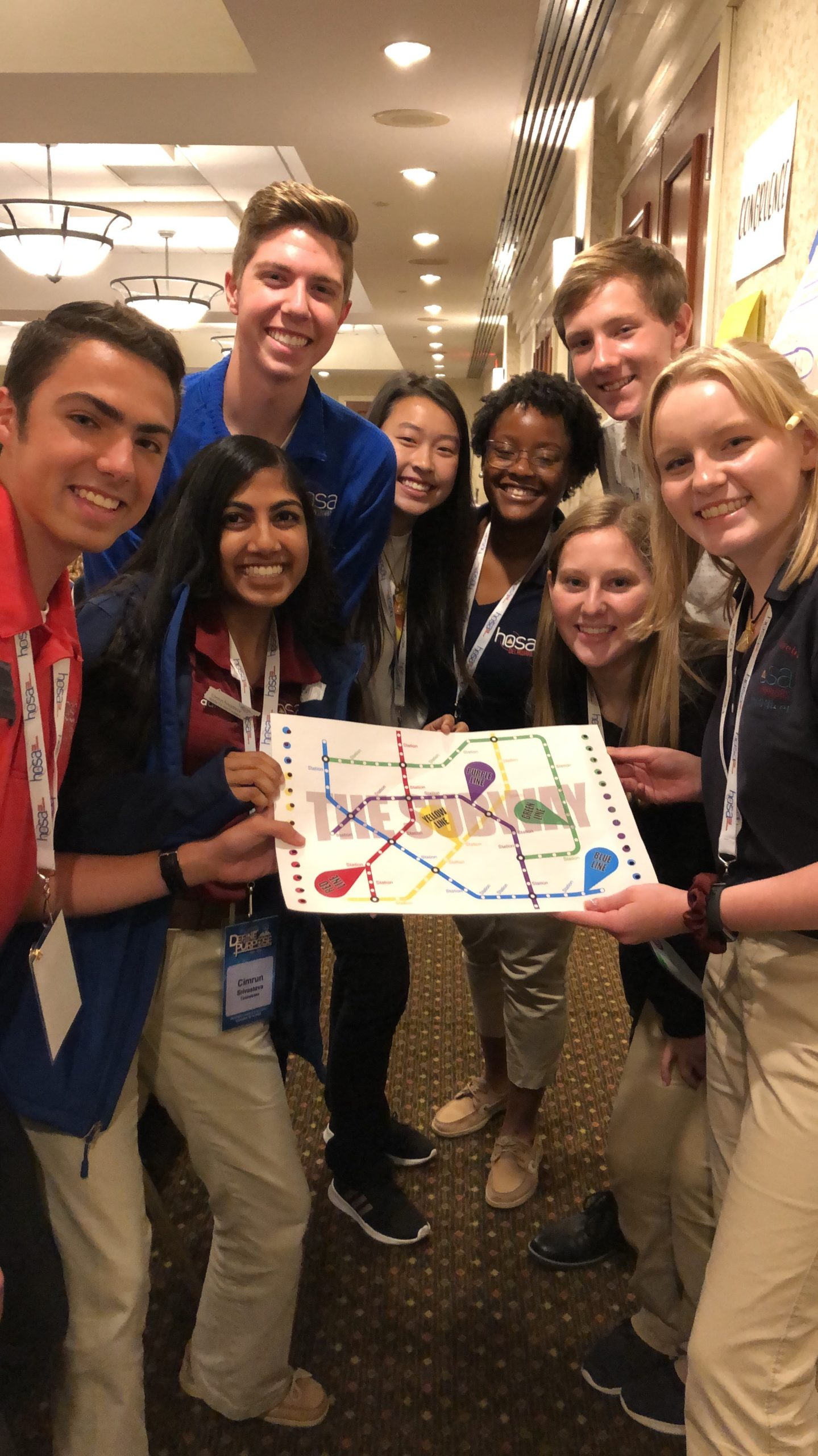 HOSA Blog: Member Engagement & HOSA's Service Project
