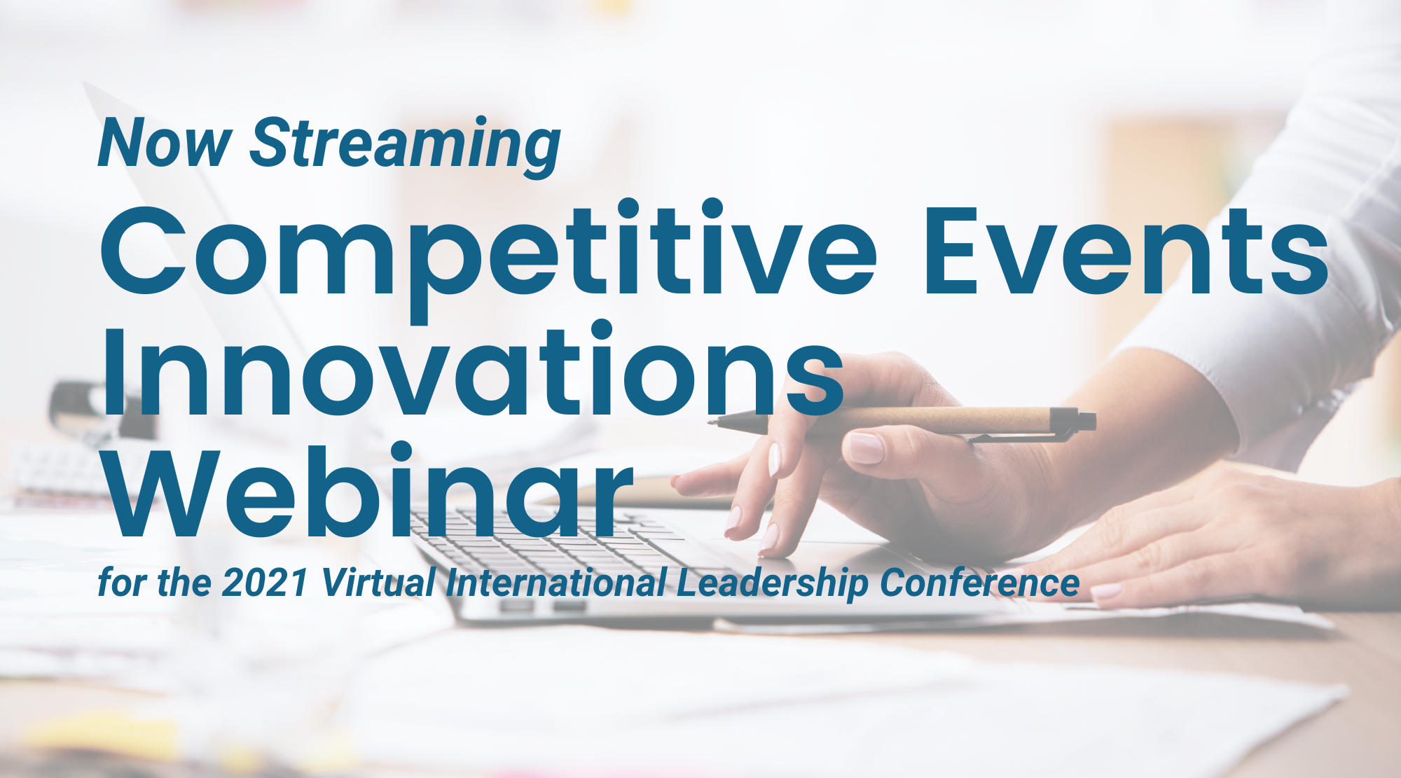 From The Vault: CE Innovations Webinar