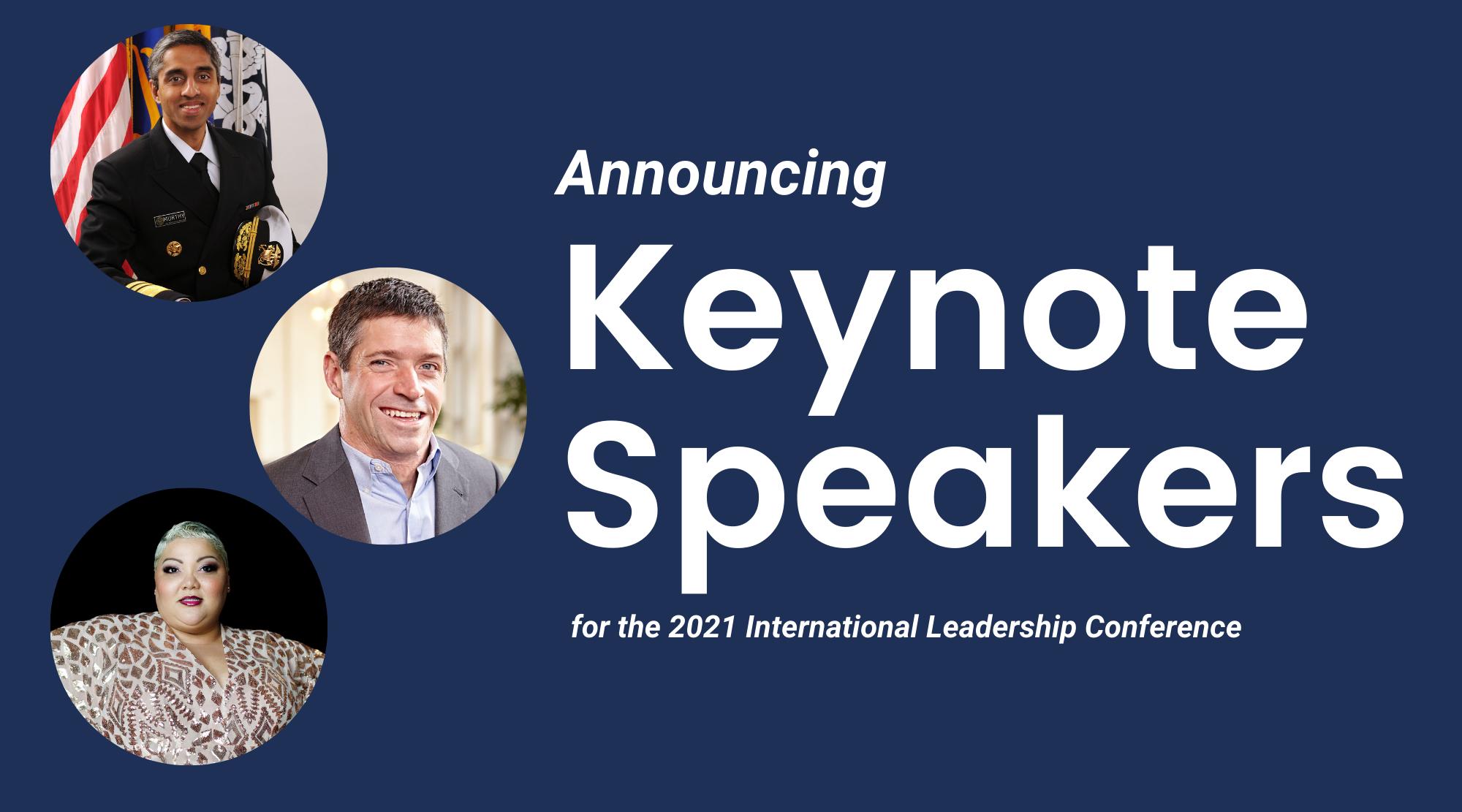 Introducing Keynote Speakers and Interactive Workshops